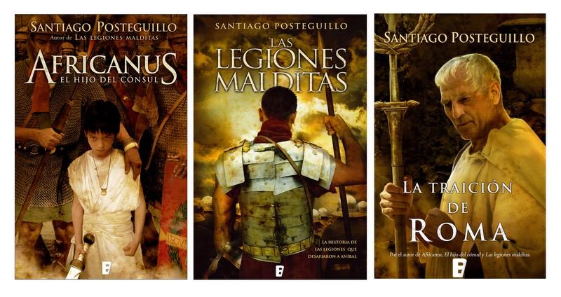 Foto-1-libros-Santiago-posteguillo